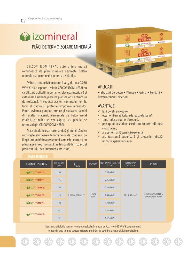 Pliant CELCO IZOMINERAL mai2019 page 2